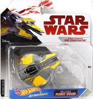 Jedi Starfighter (Anakin Skywalker's) | Model Spacecraft | Hot Wheels Star Wars Anakins Jedi Starfighter