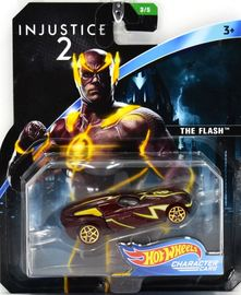 The Flash | Model Cars | Hot Wheels Injustice 2 The Flash