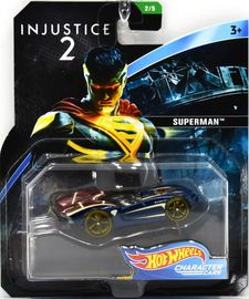 Superman | Model Cars | Hot Wheels Injustice 2 Superman
