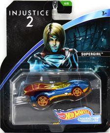 Supergirl | Model Cars | Hot Wheels Injustice 2 Supergirl