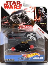 Kylo Ren | Model Trucks | Hot Wheels Star Wars Kylo Ren