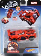 Spider-Man | Model Cars | Hot Wheels Marvel Comics Flip Fighters