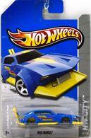 Mad Manga | Model Cars | Hot Wheels Mad Manga Error - Missing front and rear wheels