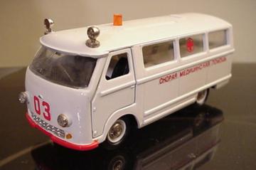 RAF-977 IE | Model Trucks