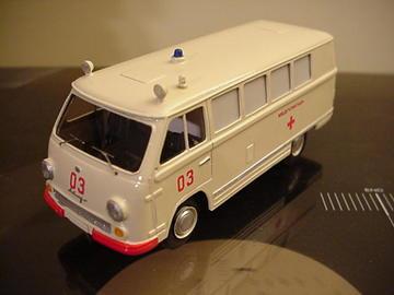 RAF-977 I   Model Trucks