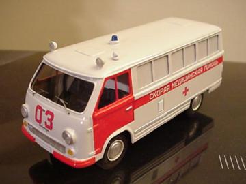 RAF-977 IM | Model Trucks
