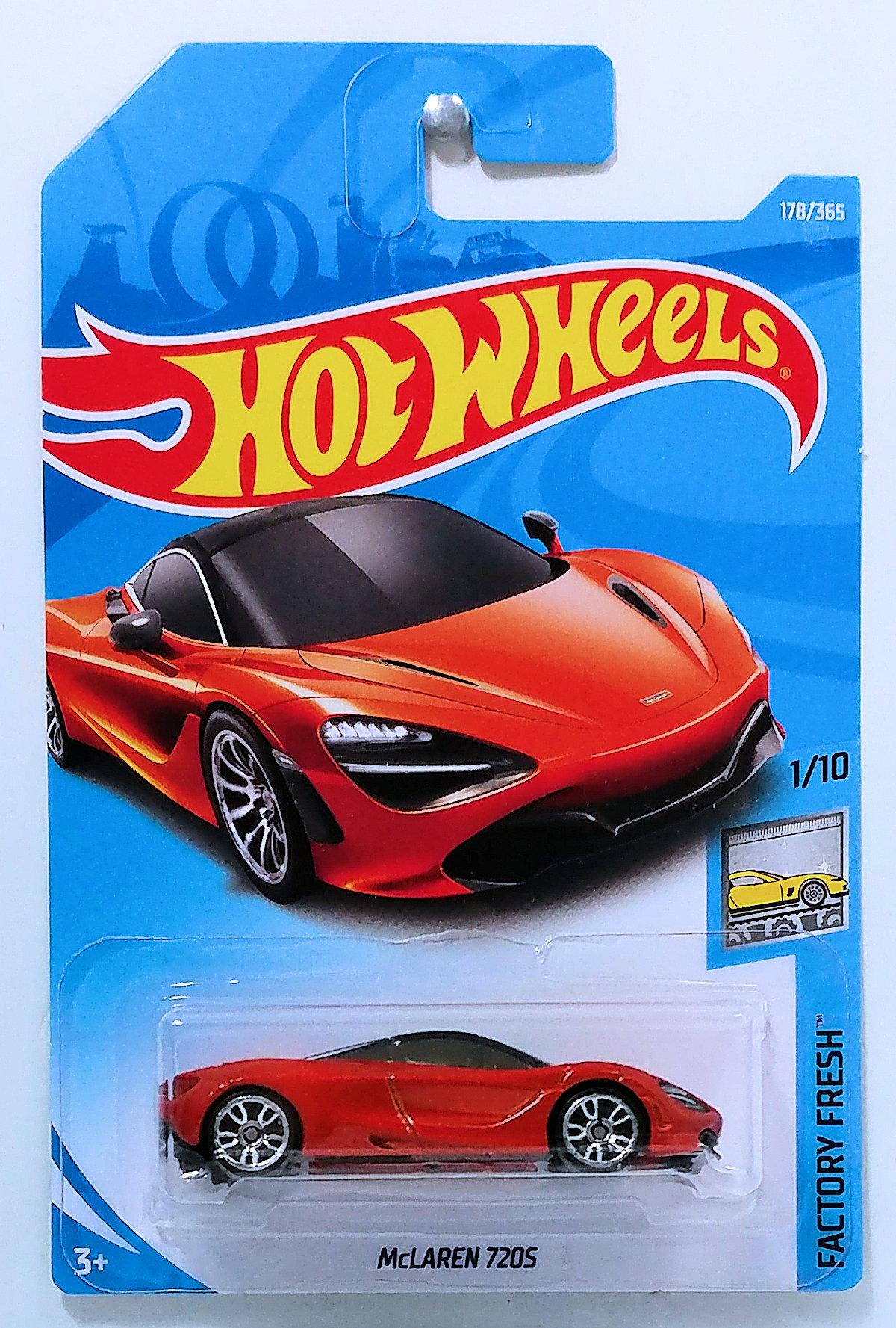 Doors For Sale >> McLaren 720S | Model Cars | hobbyDB