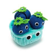 Boo Blueberry   Christmas & Holiday Ornaments