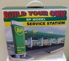 BP Service Station | Dioramas