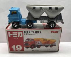Hino Bulk Trailer | Model Trucks