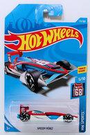 Speedy Pérez | Model Cars | HW 2018 - Collector # 173/365 - HW Sports 5/10 - Speedy Pérez - Red - International Long Card
