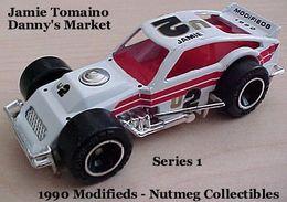 NASCAR Modifieds 1990 | Model Racing Cars