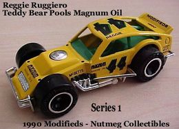 NASCAR Modified 1990 | Model Racing Cars