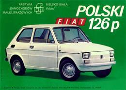 Polski Fiat 126p | Print Ads
