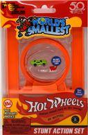 Stunt Action Set | Model Cars | Super Impulse Hot Wheels Replica Loop Track with Green Custom Otto