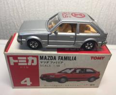 Mazda Familia | Model Cars