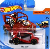 Kick Kart | Model Cars | Hot Wheels HW Ride-Ons Kick Kart International Short