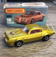 Pontiac Firebird  | Model Cars