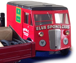 Morris Commercial Type PV | Model Trucks