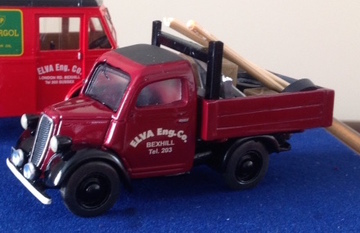 Ford E83W pickup | Model Trucks