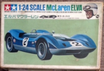 McLaren Elva | Model Racing Car Kits