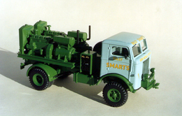 So-COE With Generators - Billy Smarts Circus   Model Trucks