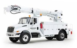 First Gear/Asplundh Construction/International DuraStar Derrick | Model Trucks