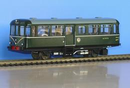 AC 00 Railcar | Model Train Kits (Locomotives)