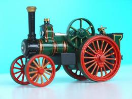 00 Burrell Road Locomotive | Model Train Kits (Locomotives)