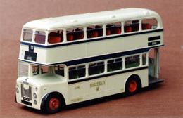 Leyland P2 Sheffield | Model Bus Kits