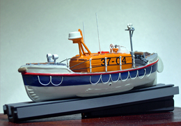 R.N.L.I. Oakley Lifeboat | Model Ship and Other Watercraft Kits