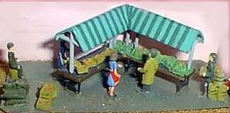 Market Scene | Dioramas