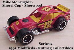 NASCAR Modifieds 1991 | Model Racing Cars