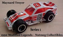 NASCAR Modifieds Legends | Model Racing Cars