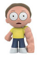 Sentient Arm Morty | Vinyl Art Toys