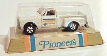 Chevy Stepside Pickup | Model Trucks