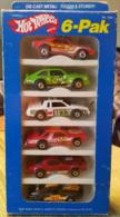 Hot Wheels 6-Pak | Model Vehicle Sets