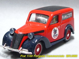 Fiat 1100 Furgone Commerciale | Model Cars