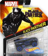 Black Panther | Model Cars | Hot Wheels Marvel Comics Black Panther