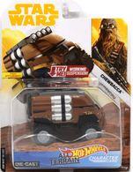 Chewbacca | Model Trucks | Hot Wheels Star Wars All Terrain Character Cars