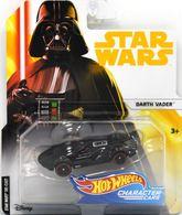 Darth Vader | Model Cars | Hot Wheels Star Wars Character Cars Darth Vader
