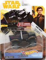 Han Solo | Model Trucks | Hot Wheels Star Wars All Terrain Character Cars Han Solo