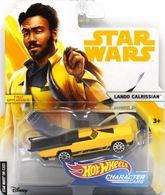 Lando Calrissian | Model Cars | Hot Wheels Star Wars Character Cars Lando Calrissian
