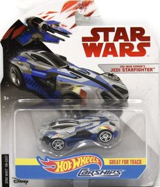 Jedi Starfighter (Obi-Wan Kenobi's) | Model Cars | Hot Wheels Star Wars Carships Jedi Starfighter
