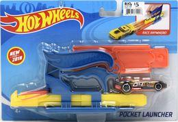 Pocket Launcher  | Model Vehicle Sets | Hot Wheels New for 2018 Pocket Launcher