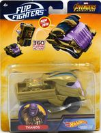 Thanos | Model Cars | Hot Wheels Marvel Comics Avengers Infinity War Flip Fighters Thanos