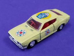 Nissan Bluebird U Iron King | Model Cars