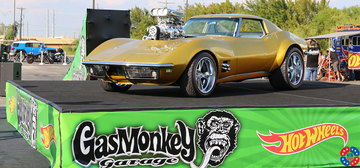1968 Corvette (Gas Monkey Garage) | Cars | gmg 68 corvette