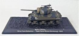 M4A3 (76 mm), 761st Tank Battalion, Task Force Rhine (Germany) - 1945 | Model Military Tanks & Armored Vehicles