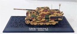 Pz.Bef.Wg. V Panther Ausf. G, 116.Pz.Div., Germany - 1945 | Model Military Tanks & Armored Vehicles